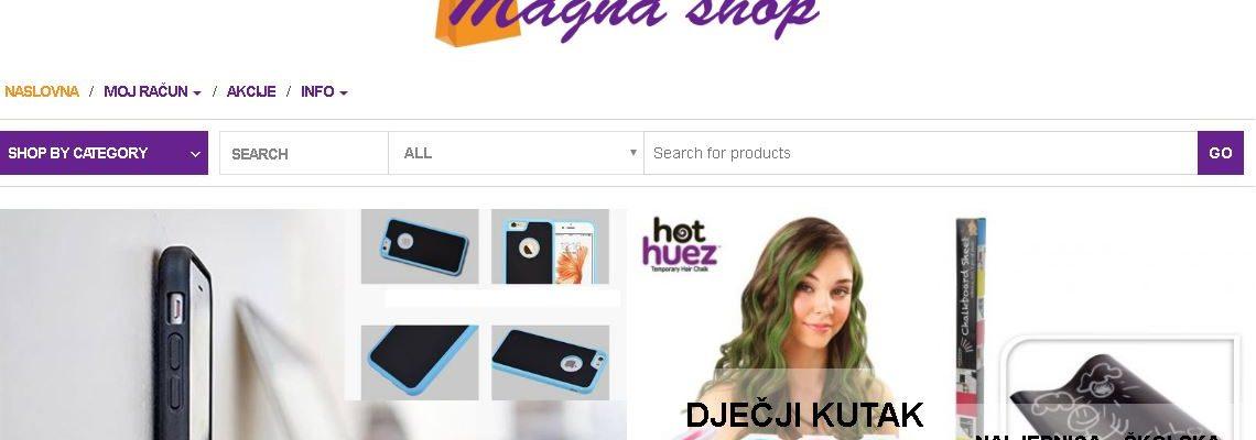 Magna shop