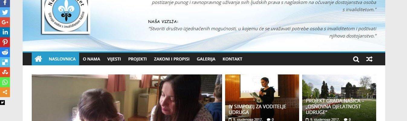 UOSIN Naslovna